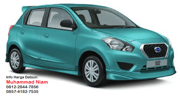 DATSUN GO (2 BARIS) – Nissan Datsun Sragen